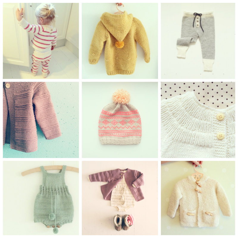 Retro baby patterns, anyone? - Yarn Compulsion