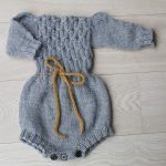 Winter Romper - picture from Paelas
